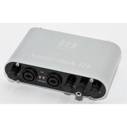 Interfaz de audio Miditech Audiolink III