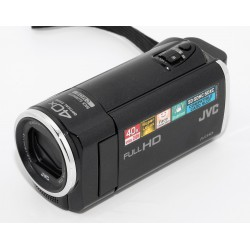 VIDEOCAMARA JVC EVERIO GZ-E15 FULL HD