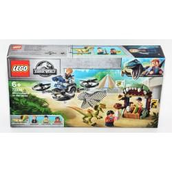 LEGO Jurassic World - Dilofosaurio a la Fuga 75934