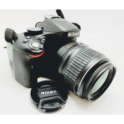Camara Reflex Digital Nikon D5100 + 18-55mm