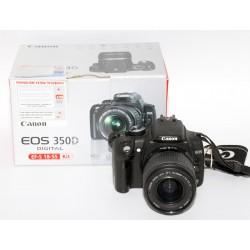 CANON EOS 350D + CANON 18-55