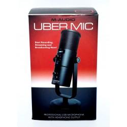 MICROFONO M-AUDIO UBER MIC