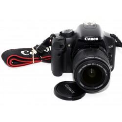 CANON EOS 450D + CANON 18-55 IS