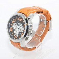 RELOJ TW STEEL CHRONO BLACK ORANGE