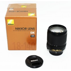 NIKON 18-140MM F3.4-5.6G ED VR
