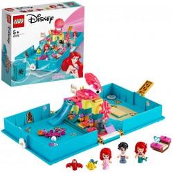 LEGO DISNEY LA SIRENITA 43176 PRECINTADO