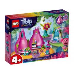 LEGO TROLLS LA VAINA DE POPPY 41251 PRECINTADO