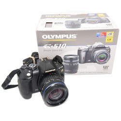CAMARA REFLEX DIGITAL OLYMPUS E510 + OLYMPUS 14-42