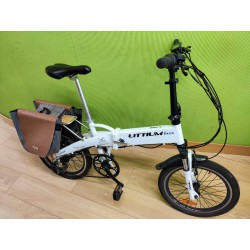BICICLETA PLEGABLE IBIZA LITTHIUM LCD BY KAOS XL EDITION