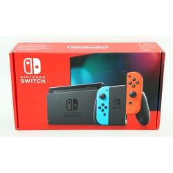 Consola Nintendo Switch AZUL Y ROJA