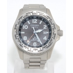 RELOJ CITIZEN ECO-DRIVE B877-R011618