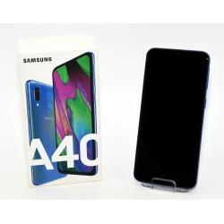 SAMSUNG GALAXY A40 AZUL 64 GB - 4GB RAM