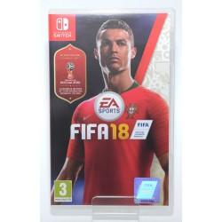 VIDEOJUEGO FIFA 18 PARA SWITCH
