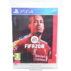 VIDEOJUEGO FIFA 20 para PS4