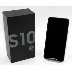 SAMSUNG GALAXY S10E 128GB BLACK