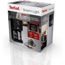 CAFETERA FILTRO TEFAL SMART N LIGHT 1.25L CM6008