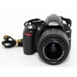 Camara Reflex Digital NIKON D3100 + NIKON 18-55MM
