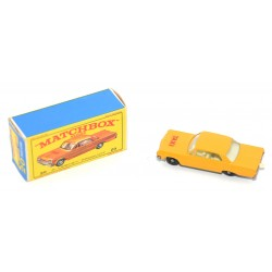 VEHICULO MATCHBOX TAXI CAB