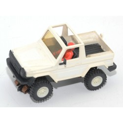 COCHE SCALEXTRIC JEEP STS 4X4
