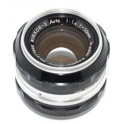 Objetivo Nikon Nikkor 50mm 1.4