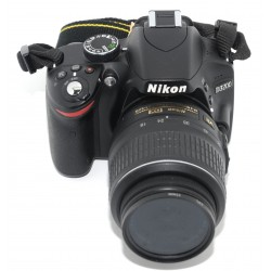 CAMARA NIKON D3200 + 18-55 NIKON