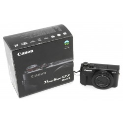 CANON POWERTSHOT G7X MARK II 20MP