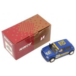 COCHE NINCO RENAULT CLIO 16V