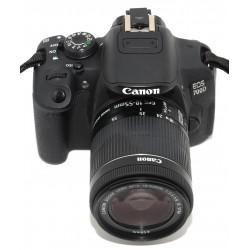 CÁMARA REFLEX CANON EOS 700D + CANON 18-55