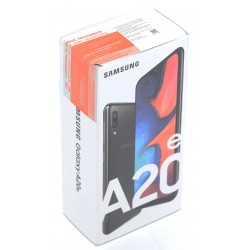 SAMSUNG GALAXY A20e 32GB NEGRO PRECINTADO