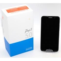 SMARTPHONE ALCATEL POP3 5.0 128GB NEGRO