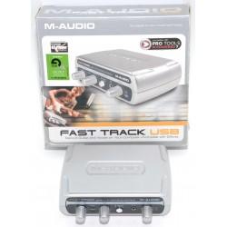 INTERFACE M-AUDIO FAST TRACK