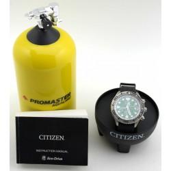 CITIZERN PROMASTER ECO-DRIVE GPS MARINA CC5001-00W