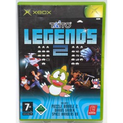 TAITO LENGENDS 2