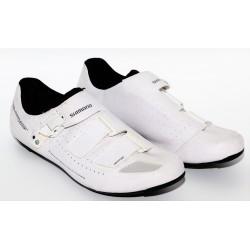Zapatillas ciclismo Shimano RP5 para carretera blanco T47