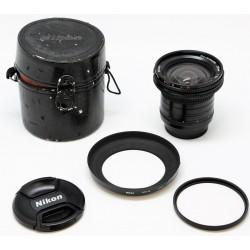 Objetivo Nikon DX AF-P Nikkor 18-55mm f/3.5-5.6G