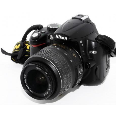 324e468742e8 Cámara Reflex Digital Nikon D5000 | Bilbotruke | Segunda mano Bilbao