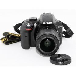 Camara Reflex Digital Nikon D5000 + 18-55mm