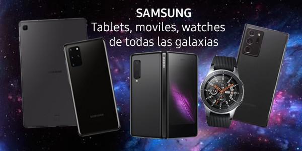 Todo tipo de artículos de Samsung al mejor precio