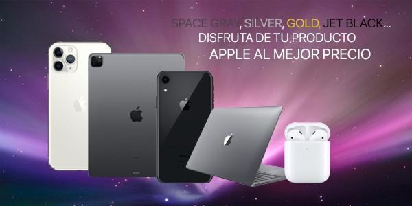Los mejores artículos de Apple al mejor precio